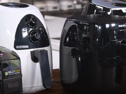 Best Rated Air Fryers 2021